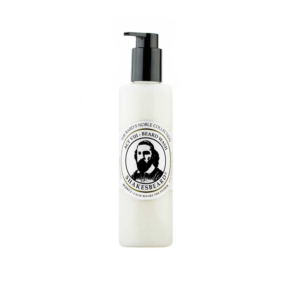 Tropical Pineapple Beard Wash 250g Calm Before The Storm