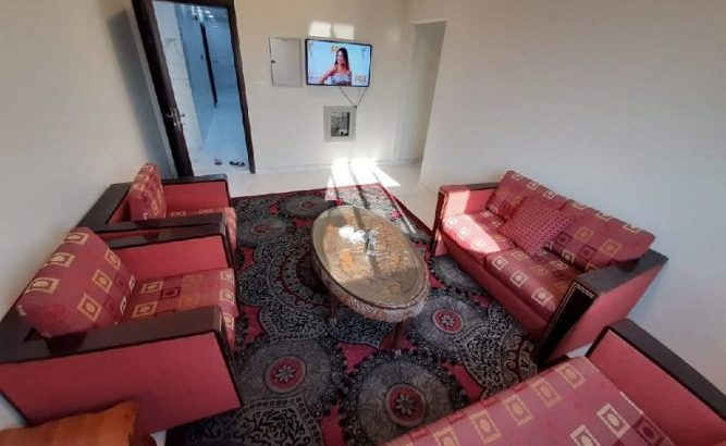 Monthly furnished apartments for rent in Ajman