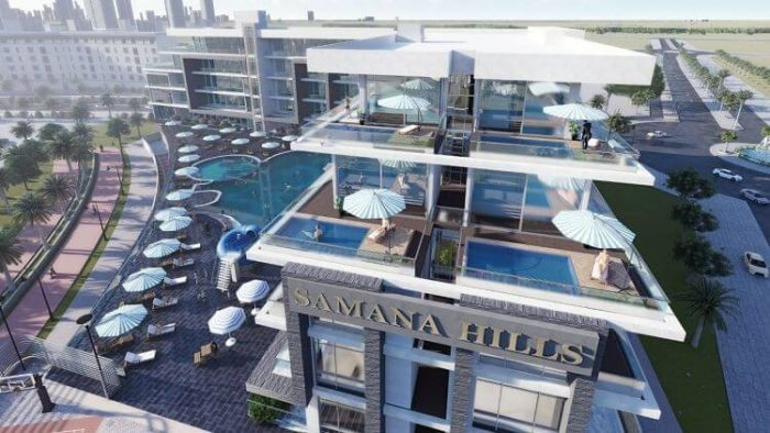 Studio for sale in Argan – Dubai