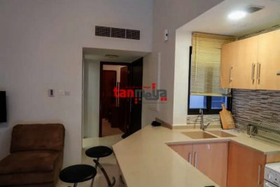 Fully furnished apartment in waves in the floating city