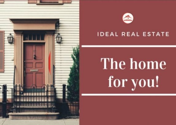 IDEAL REAL ESTATE :- –