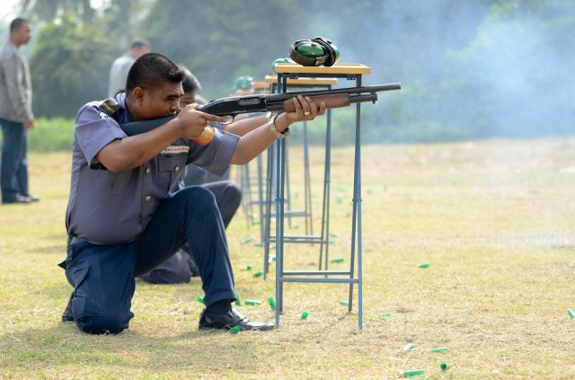 Security Guard Basic Training Course