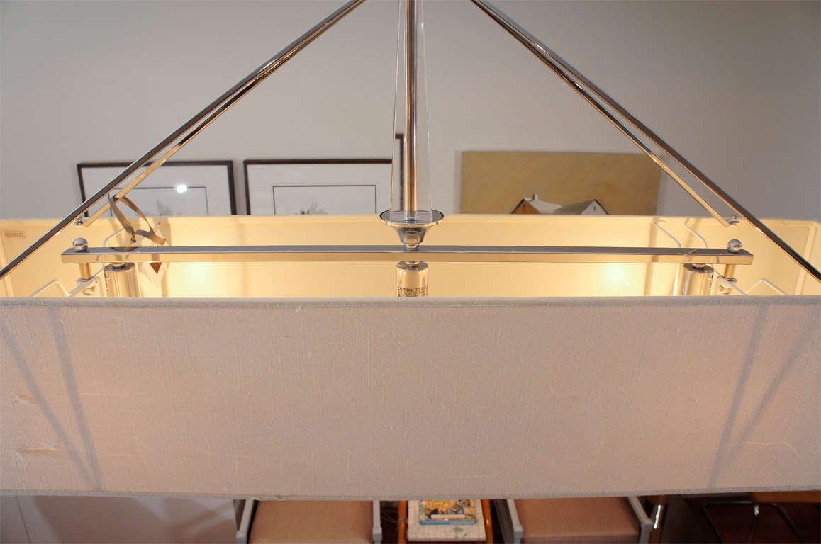 Rectangular Pendant Light Fixtures