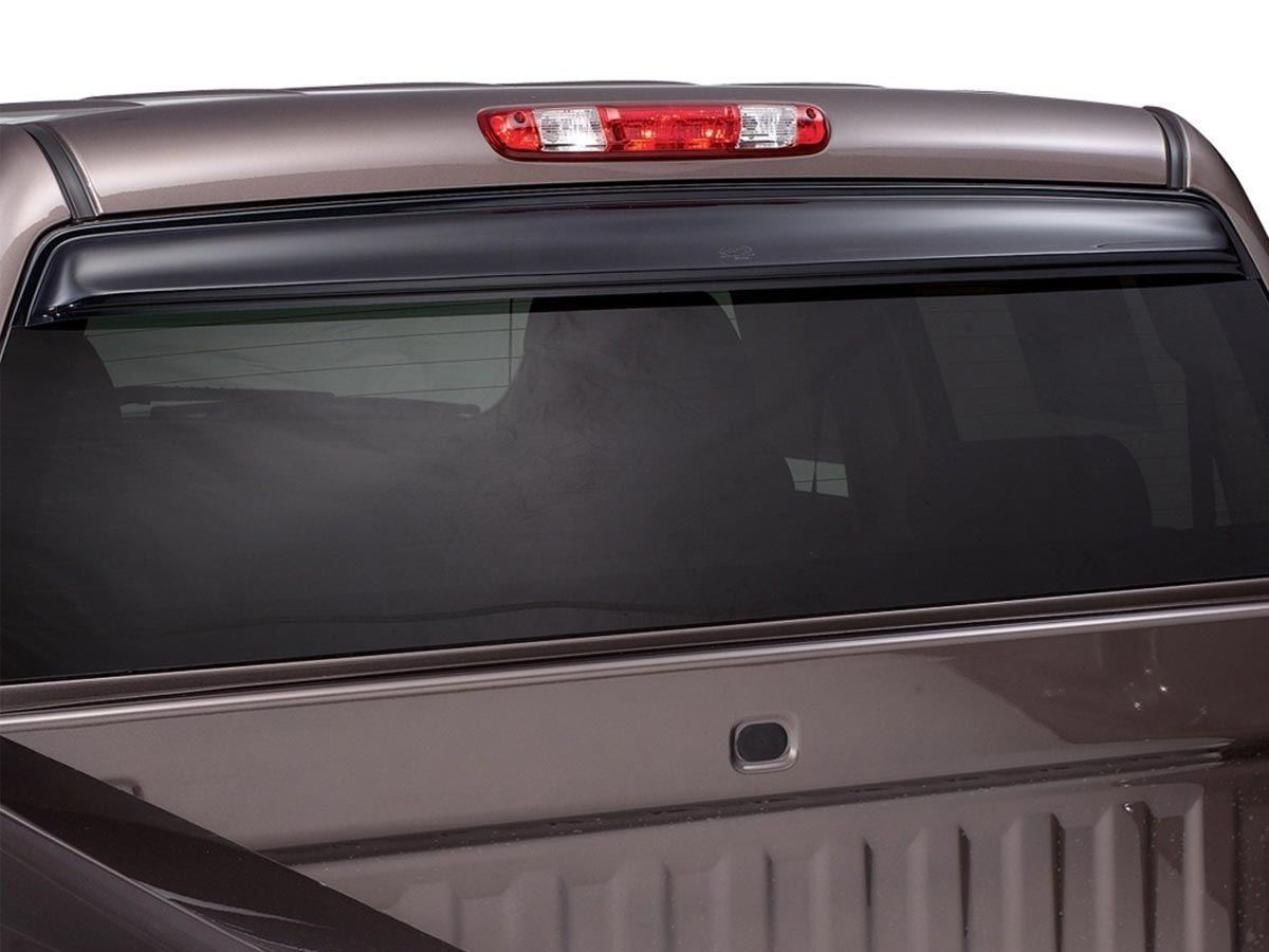 Avs Sunflector Rear Window Deflector Sharptruck Com