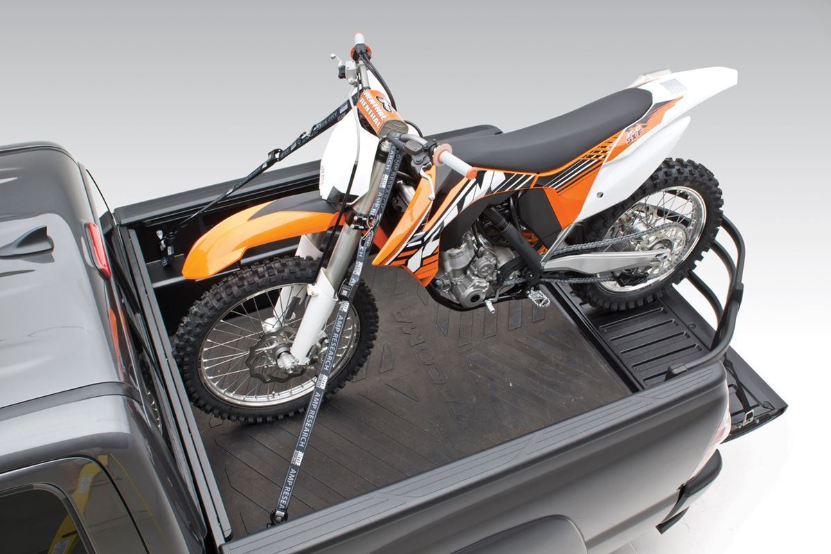 Amp Bedxtender Hd Moto Sharptruck Com
