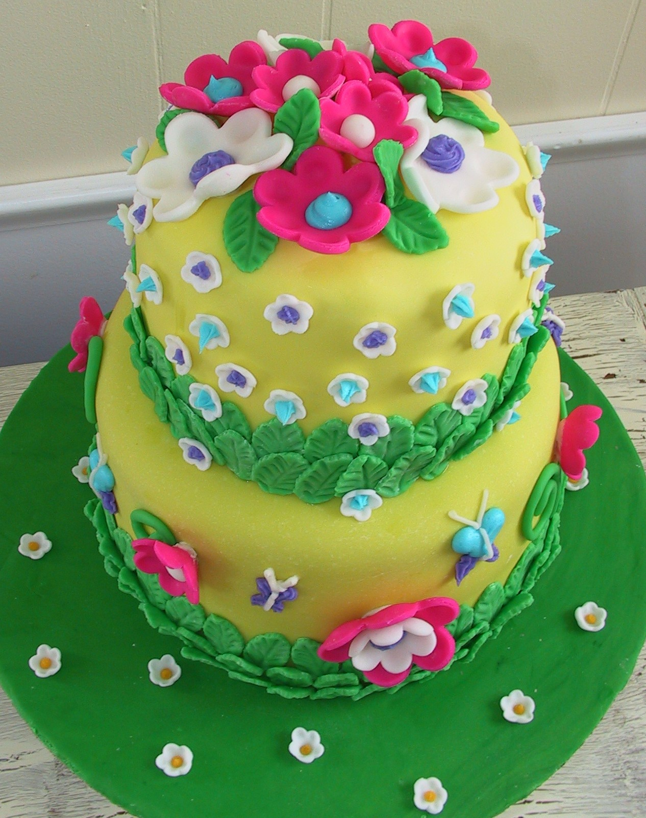 Best Jacs Of All Trades Cake Decorating 101 Part 5 Basic This Month