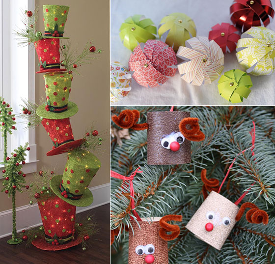 Best 100 Diy Christmas Decoration Ideas Inspirations – The Wow This Month