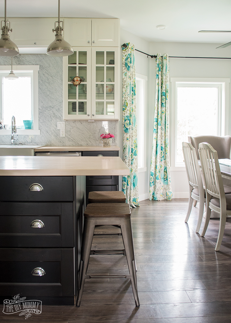 Best A Simple Summer Kitchen Tour This Month