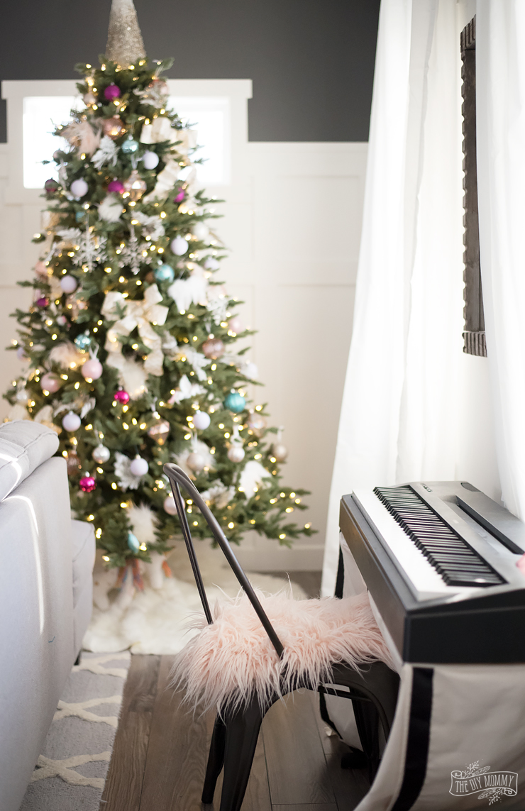 Best Unicorn Inspired Christmas Tree The Diy Mommy This Month