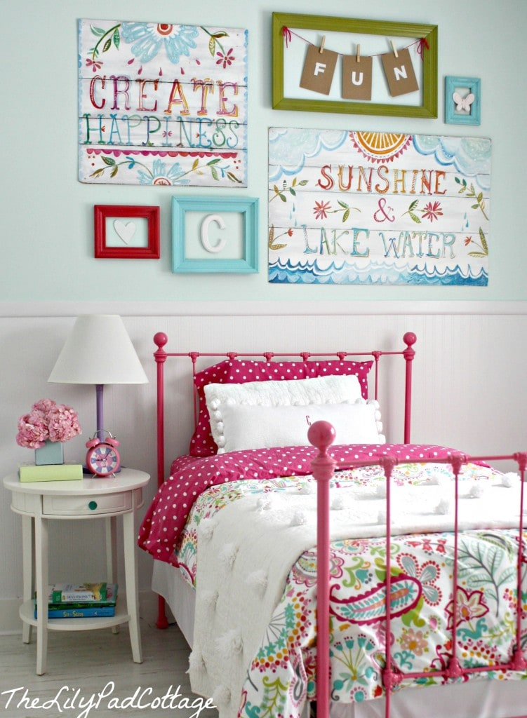 Best Big Girl Bedroom Reveal Finally The Lilypad Cottage This Month