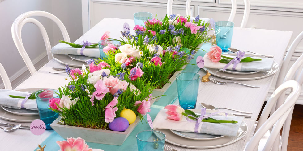 Best Easter Holiday Table Setting Decorating Easter Decorations This Month