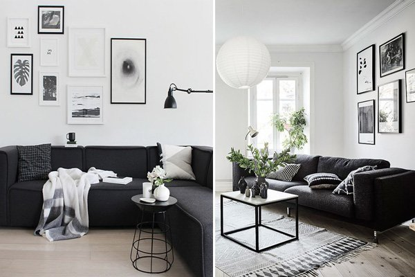 Best Elegance At Its Finest Black White Home Décor This Month