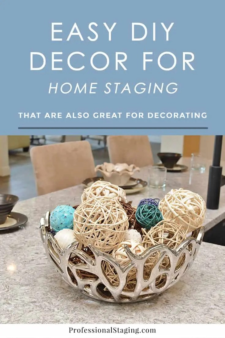 Best Easy Diy Décor For Home Staging Or Decorating This Month