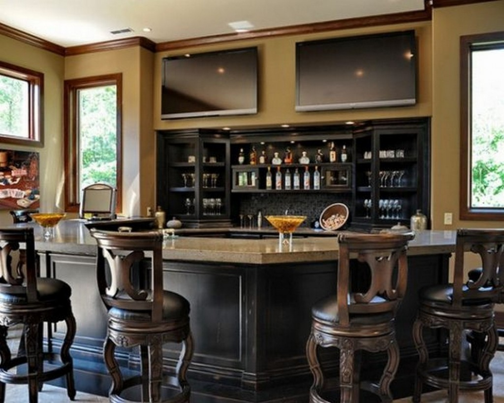 Best Luxurious Home Bar Design Ideas For A Modern Home This Month