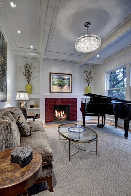 Best 19 Creative Ways How To Decorate Living Room With Piano This Month