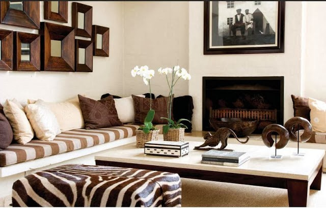 Best 21 Marvelous African Inspired Interior Design Ideas This Month