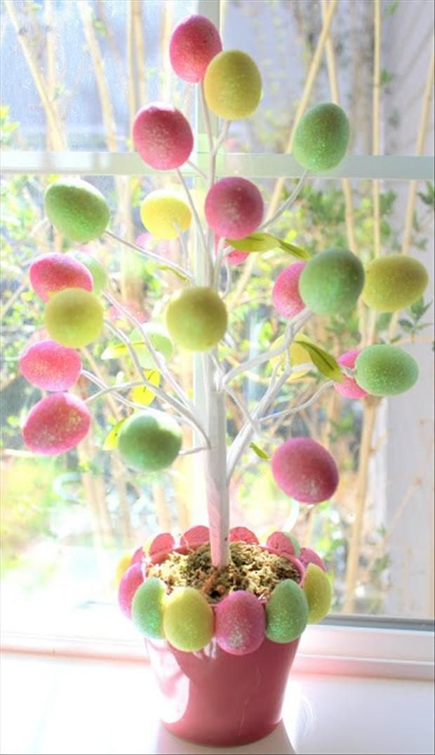 Best 33 Impressive Diy Easter Decorations This Month