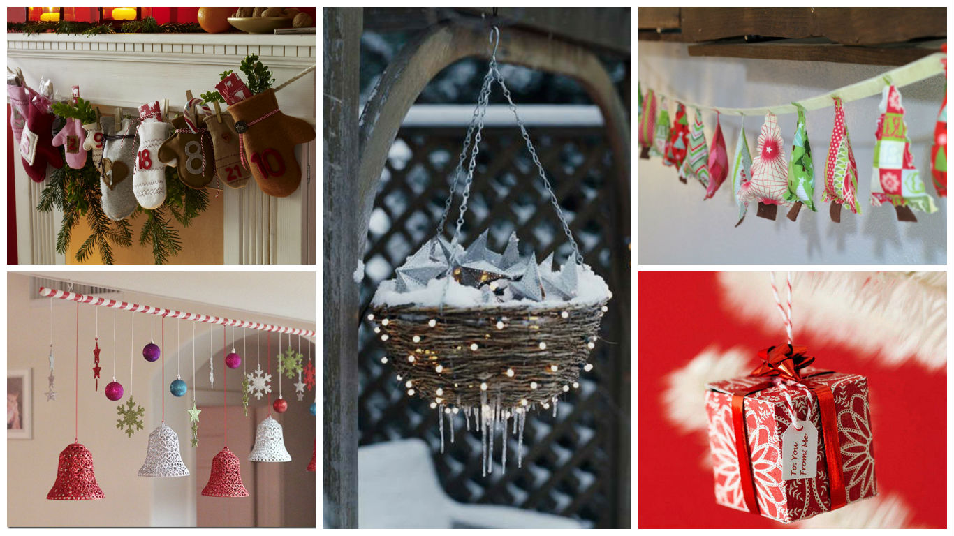 Best 17 Last Minute Inexpensive Diy Hanging Christmas Decorations This Month