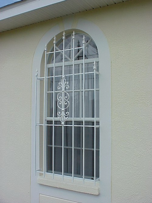 Best Decorative Window Guards View One This Month