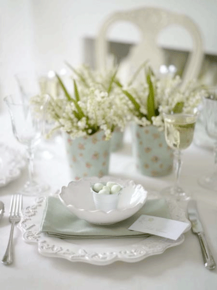 Best Five Gorgeous Easter Table Decorating Ideas Chatelaine This Month