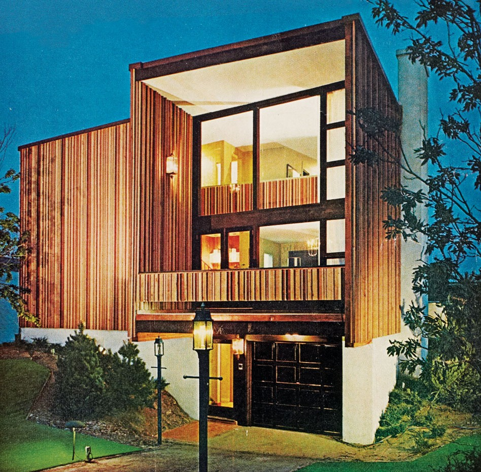 Best Check Out Chatelaine S 1967 Expo House And The Boy Who This Month