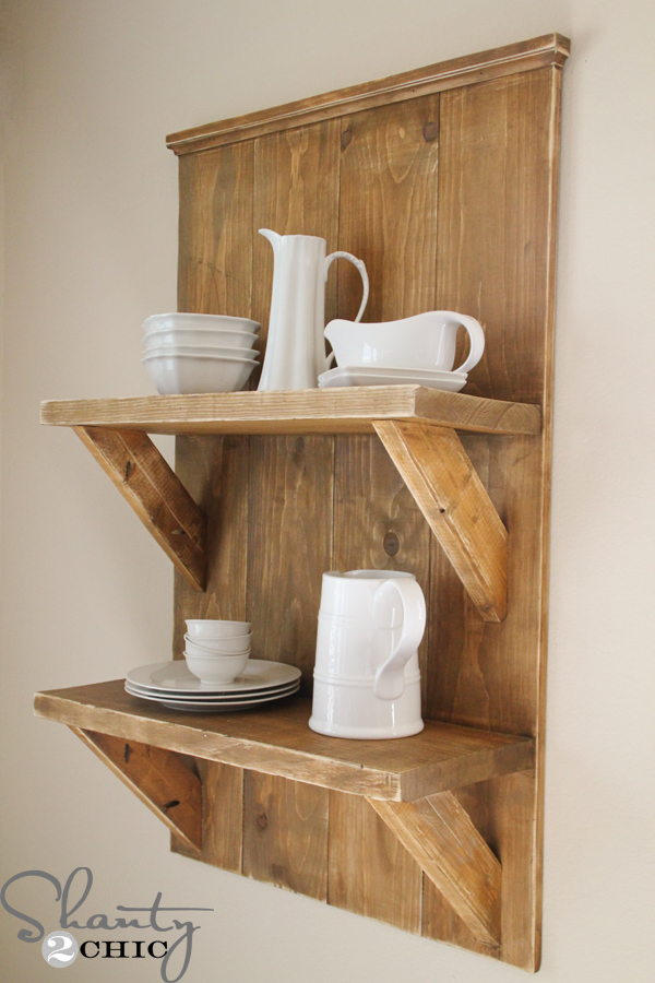 Best Check Out My Easy Diy Shelf Made From Reclaimed Wood This Month