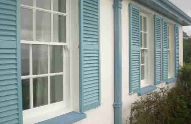 Best Plastic Decorative Exterior Window Shutters Simply Shutters This Month