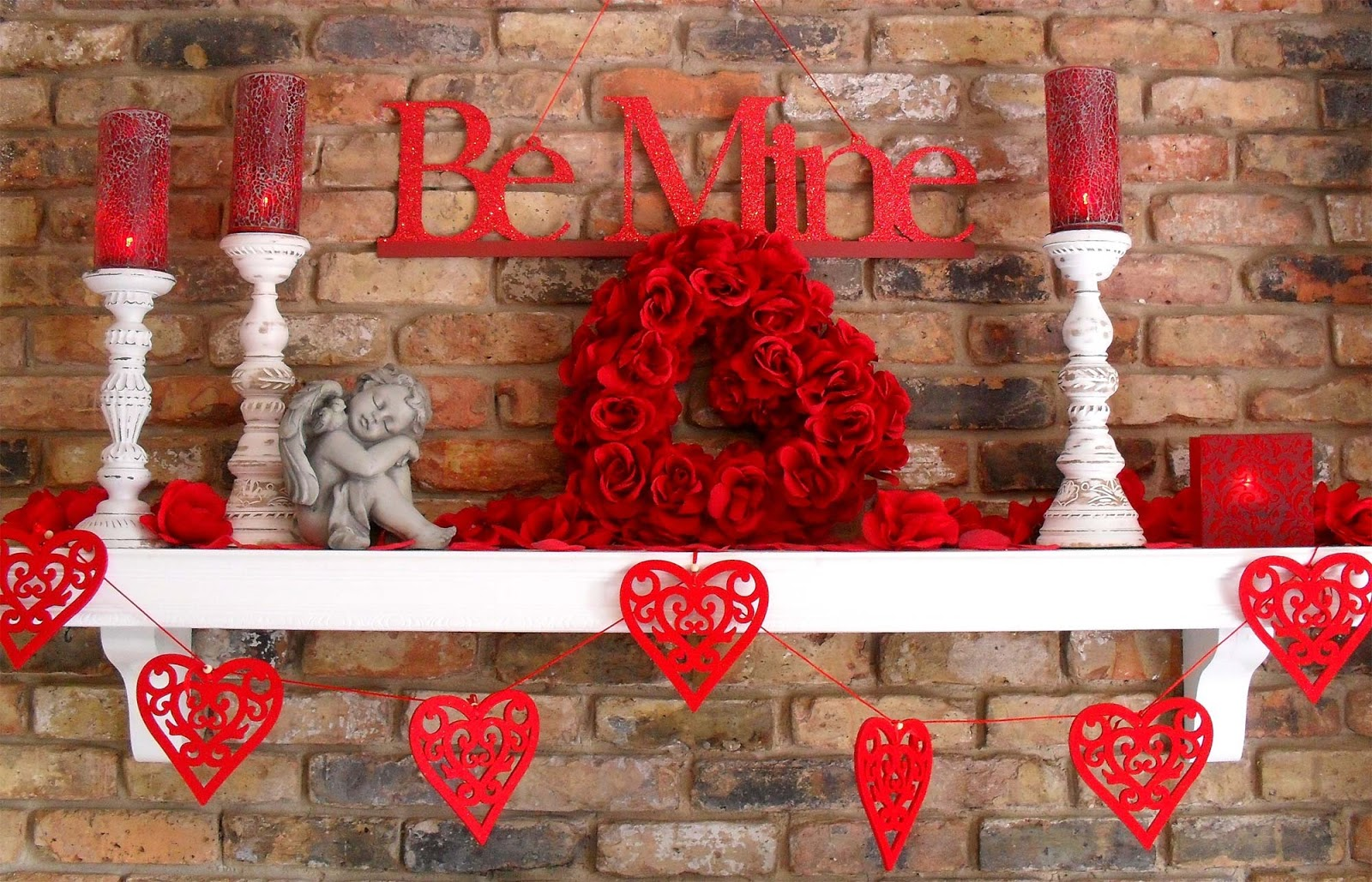 Best Romantic Valentine S Day Home Decoration Ideas This Month