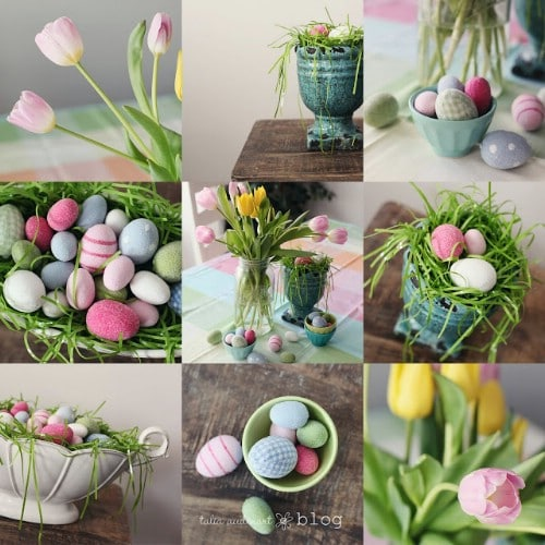 Best 80 Fabulous Easter Decorations You Can Make Yourself Diy This Month