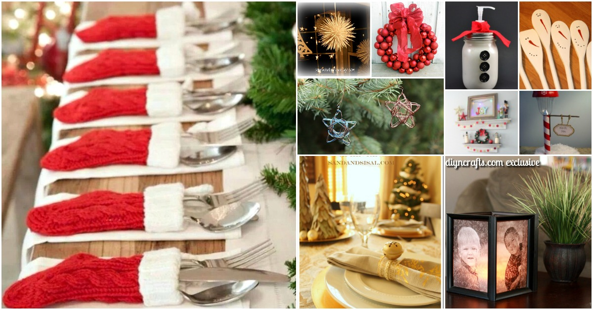 Best 40 Festive Dollar Store Christmas Decorations You Can This Month