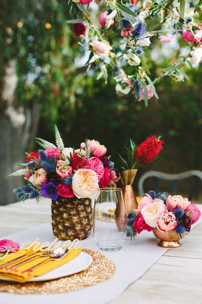 Best Tropical Wedding Decorations This Month