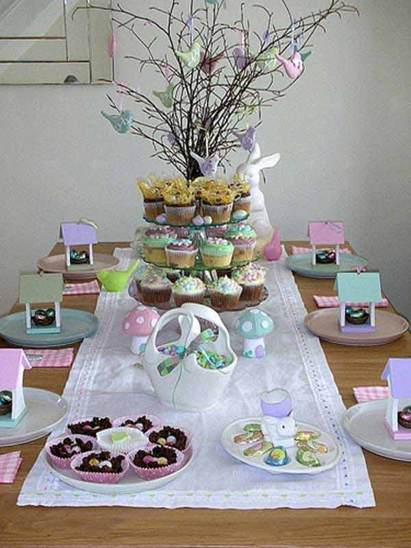 Best 30 Creative Easy Diy Tablescapes Ideas For Easter This Month