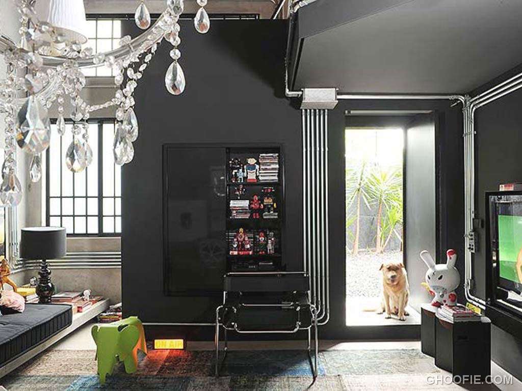 Best Eye Catching Black Interior Living Room Ideas Interior This Month