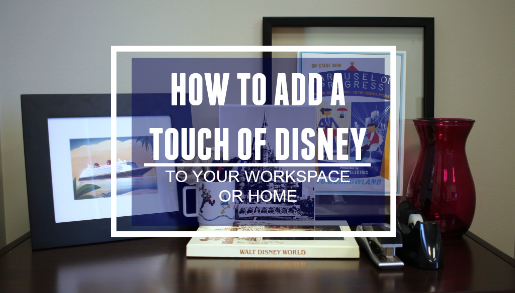 Best Decorating With Disney Touches This Month