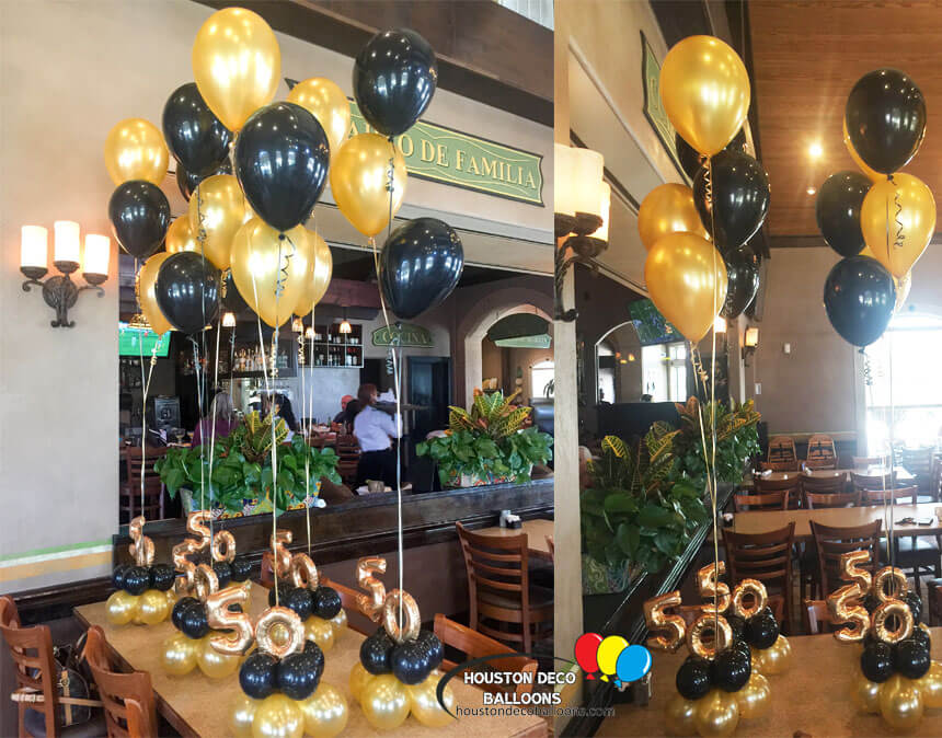 Best Balloon Centerpieces Houston Tx This Month