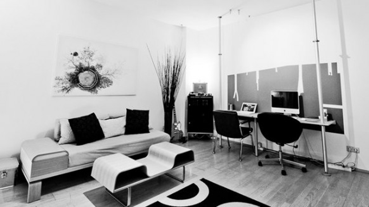 Best Black And White Home Office Designs Iroonie Com This Month
