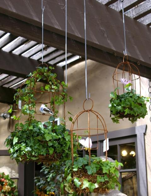 Best Diy Backyard Ideas Turning Metal Wire Into Beautiful This Month