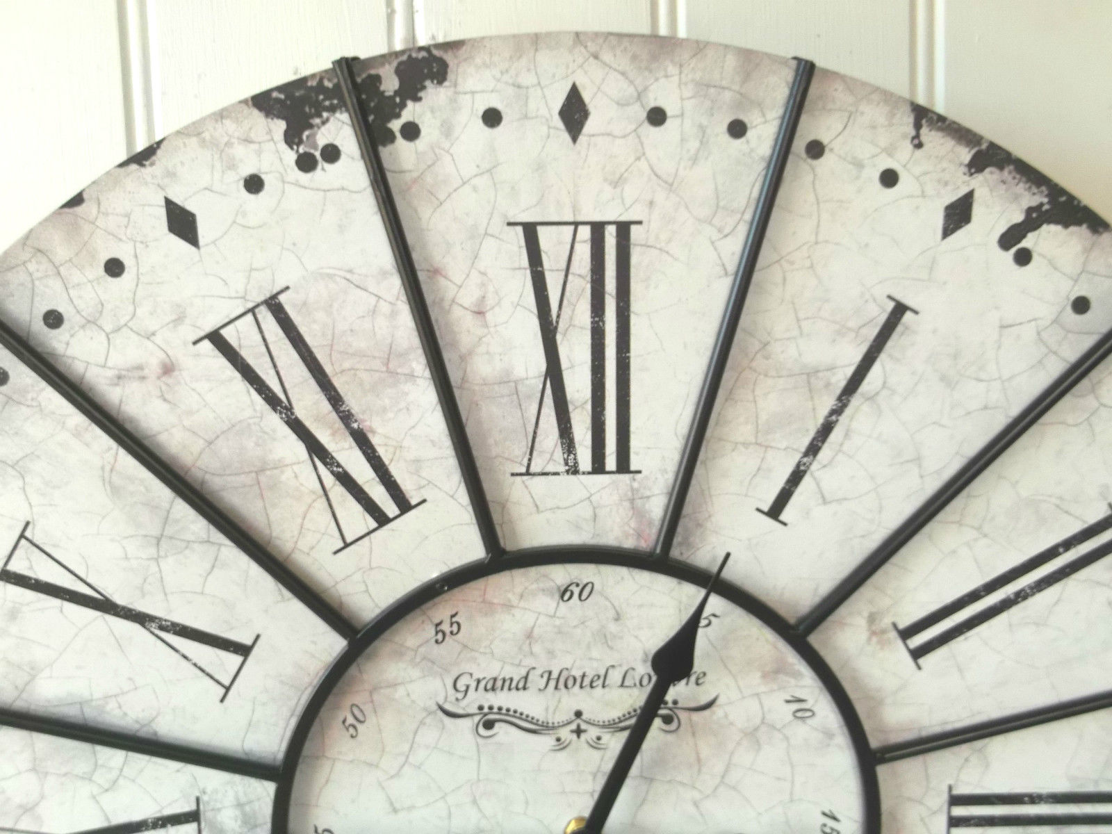 Best Extra Large French Shabby Chic Wall Clock – Amazing Grace This Month