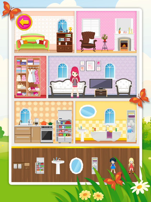 Best App Shopper Doll House Decorating 2 Free Game For This Month