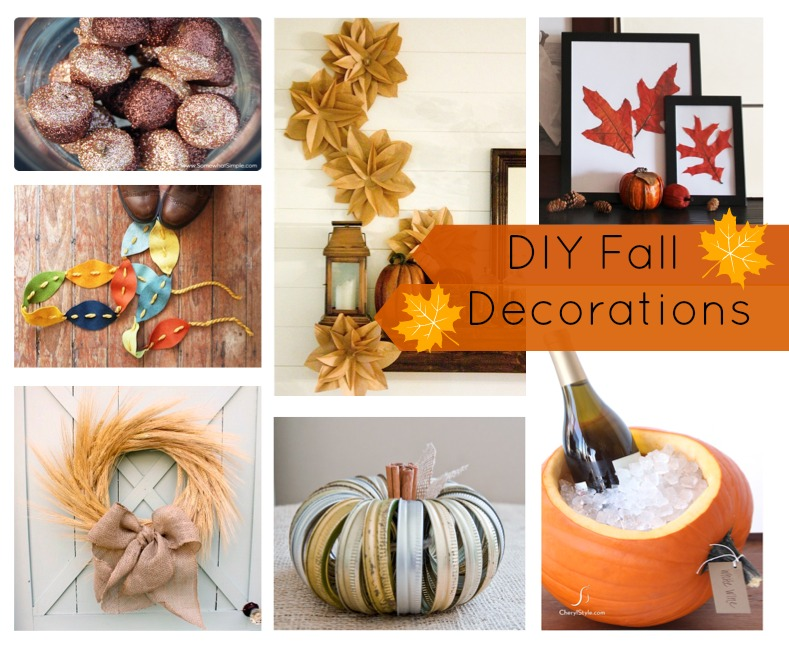 Best Diy Fall Decorations Freeflys This Month