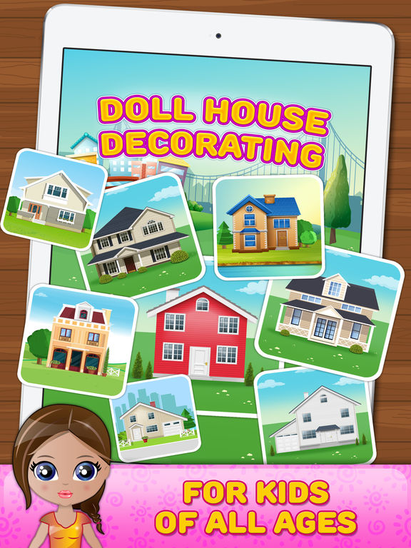 Best App Shopper Doll House Decorating Game Games This Month