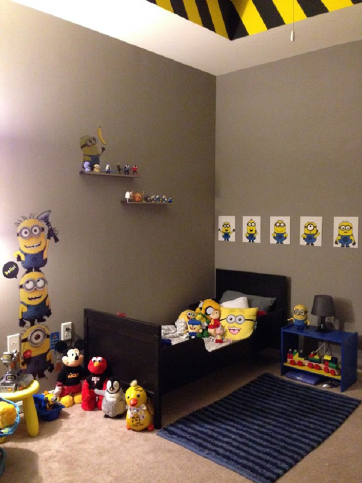 Best 20 Awesome Ideas To Decorate Your Home With Minions This Month