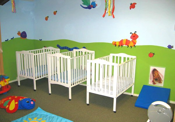 Best Child Care Center Wall Decals – Istickup This Month