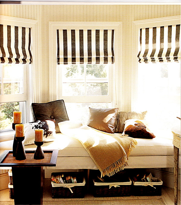 Best Bay Window Seats For The Modern Home This Month