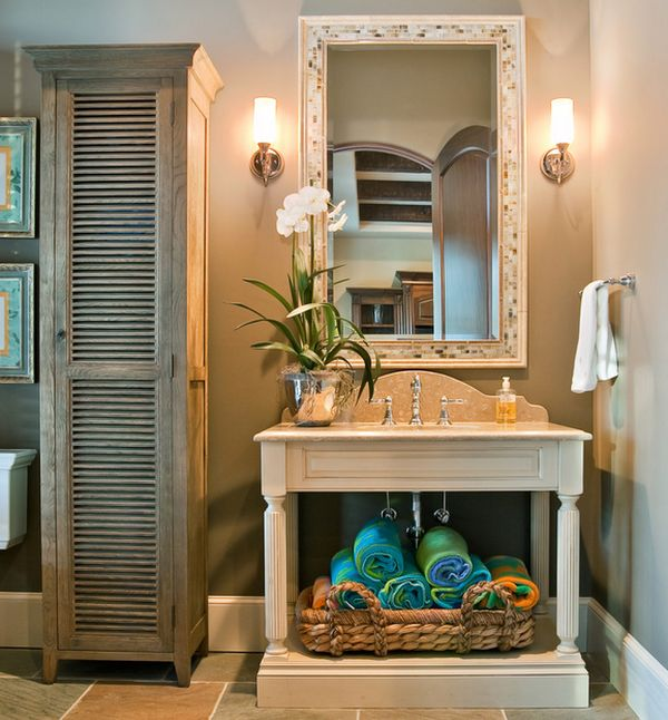 Best Beautiful Bathroom Towel Display And Arrangement Ideas This Month