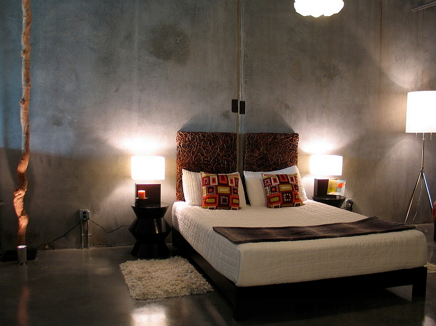 Best Industrial Bedroom Ideas Photos Trendy Inspirations This Month