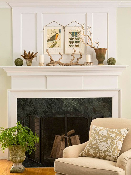 Best 30 Fireplace Mantel Decoration Ideas This Month