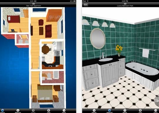 Best 7 Tablet Apps For The Interior Designer In You This Month