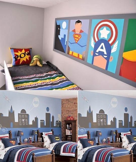 Best Wall Mural Inspiration Ideas For Little Boys Rooms This Month