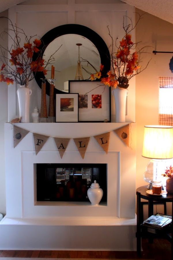 Best 6 Ways To Decorate Your Mantle This Month